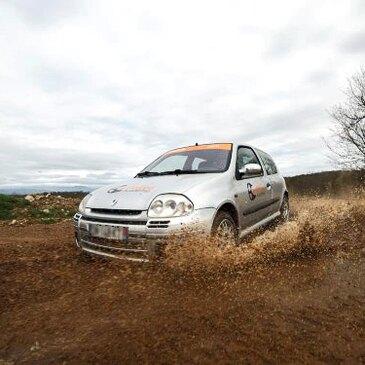Stage de Pilotage Rallye sur Terre près d'Alès