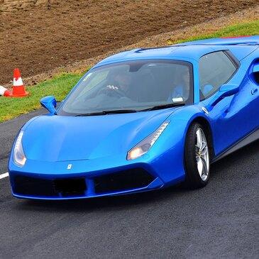 Stage de pilotage Ferrari, département Gard
