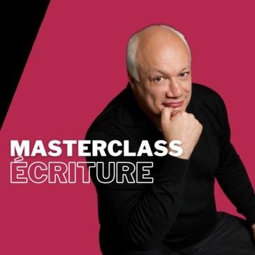 Masterclass Ecriture Théatrale par Eric-Emmanuel Schmitt