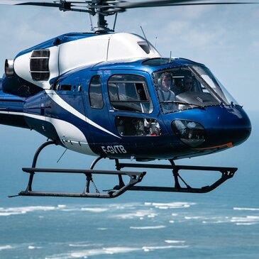 Baptême de l'air hélicoptère, département Charente maritime