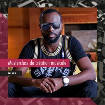 Masterclass Création Musicale par Gims
