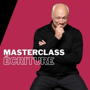 Masterclass Ecriture par Eric-Emmanuel Schmitt
