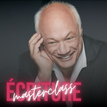 Masterclass Ecriture par Eric-Emmanuel Schmitt en région