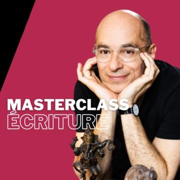 Masterclass Ecriture par Bernard Werber