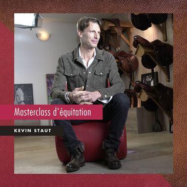 Masterclass Equitation par Kevin Staut