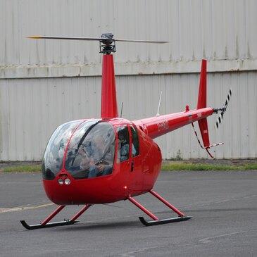 Baptême de l'air hélicoptère en région Champagne-Ardenne