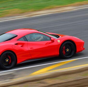 Stage en Ferrari 488 GTB - Circuit des Écuyers