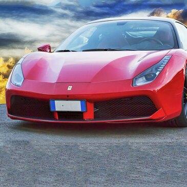 Stage de pilotage Ferrari en région PACA et Corse