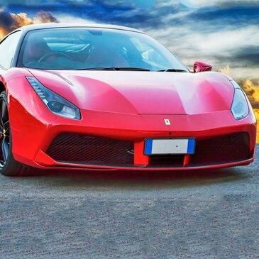 Stage de pilotage Ferrari en région Rhône-Alpes