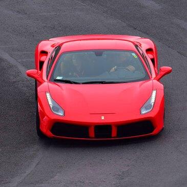 Stage en Ferrari 488 GTB - Circuit de Chambley