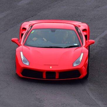 Stage en Ferrari 488 GTB - Circuit de Trappes