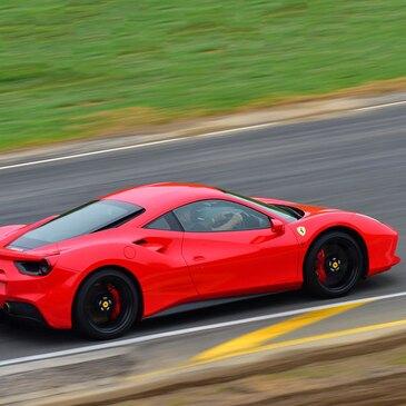 Stage de pilotage Ferrari, département Yvelines