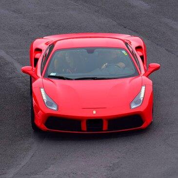 Stage en Ferrari 488 GTB - Circuit de Nogaro