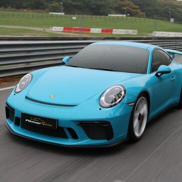 Stage en Porsche 991 GT3 - Circuit des Ecuyers