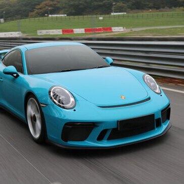 Stage de pilotage Porsche, département Rhône