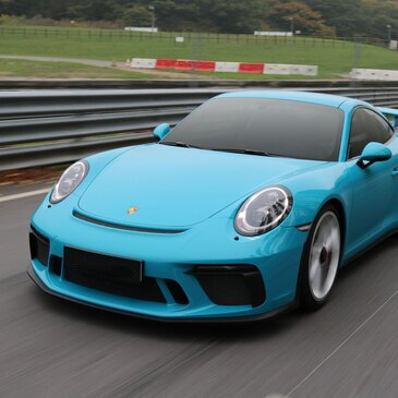 Stage de pilotage Porsche en région Bourgogne