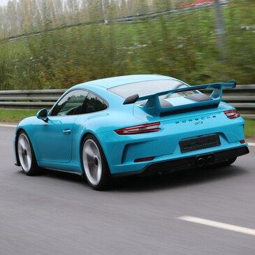 Stage de pilotage Porsche en région Nord-Pas-de-Calais