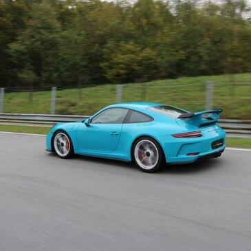 Stage en Porsche 991 GT3 - Circuit de Bordeaux-Mérignac