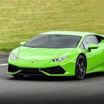Stage en Lamborghini Huracan - Circuit de l'Auxois-Sud