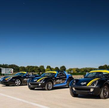 Stage de pilotage Porsche, département Vienne