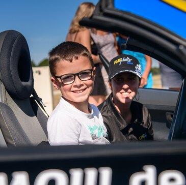 Réserver Stage de Pilotage pour Enfant département Pas de calais