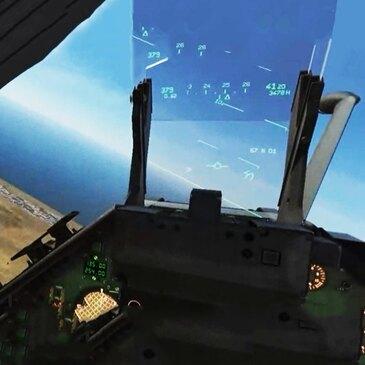 Simulateur de Vol Alpha Jet en VR près de Toulouse