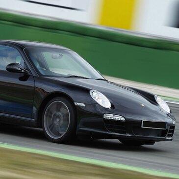 Stage Enfant en Porsche 911 à La Ferté Gaucher