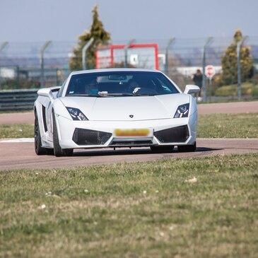 Stage Enfant Lamborghini Gallardo à Fontenay-Le-Comte