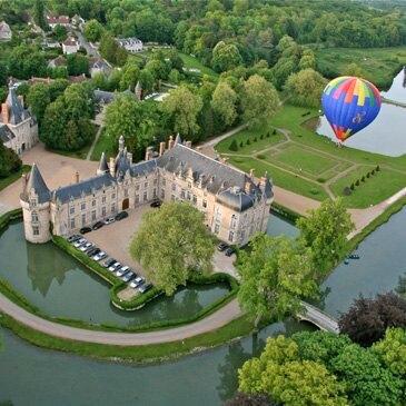 Vol en Montgolfière près de Versailles