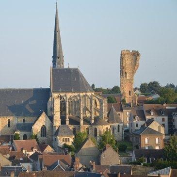 Réserver Baptême de l'air montgolfière département Yvelines