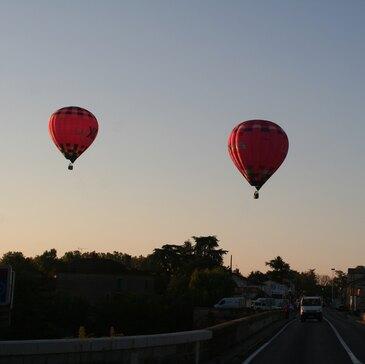 Réserver Baptême de l'air montgolfière en Midi-Pyrénées