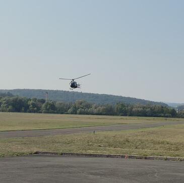 Réserver Baptême de l'air hélicoptère département Haut rhin