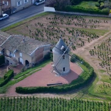 Saône et loire (71) Bourgogne - SPORT AERIEN