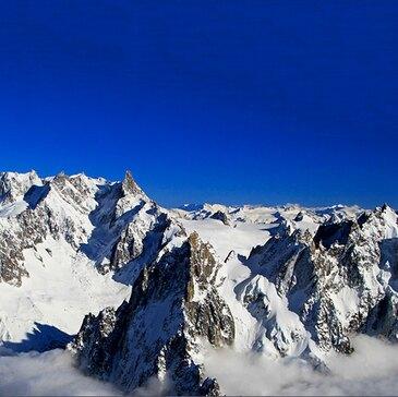 Réserver Baptême de l'air hélicoptère département Savoie