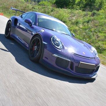 Stage de Pilotage Multivolant Porsche - Circuit de Dijon-Prenois en région Bourgogne
