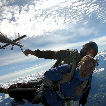 Réserver Saut en parachute département Savoie