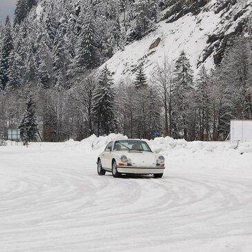 Circuit d'Abondance, Haute savoie (74) - Stage de Pilotage sur Glace