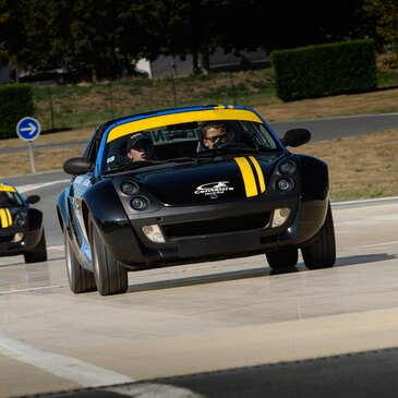 Stage de Pilotage Multivolant Enfant - Circuit de Thurigneux en région Rhône-Alpes