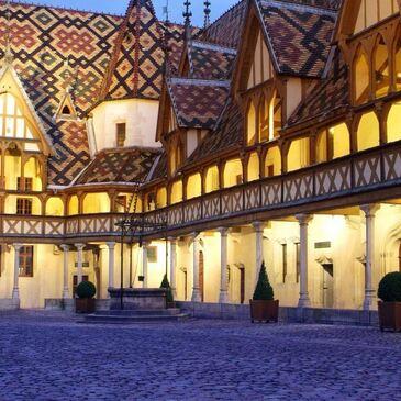 City Tour en région Bourgogne