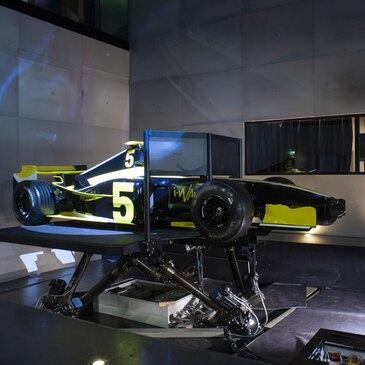 Simulateur de Pilotage Auto, département Yvelines
