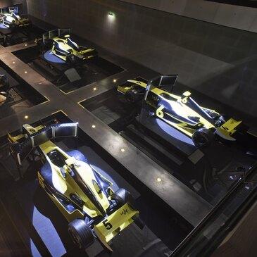 Simulateur de Pilotage Auto en région Ile-de-France