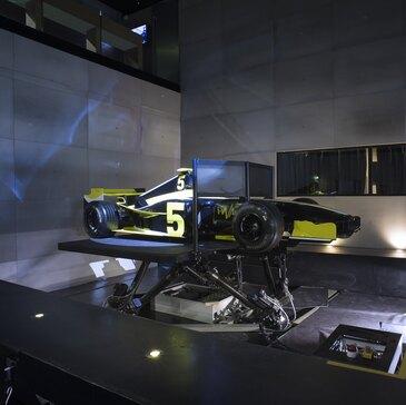 Montigny-le-Bretonneux, Yvelines (78) - Simulateur de Pilotage Auto