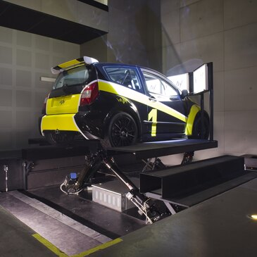 Simulateur de Pilotage Rallye près de Versailles