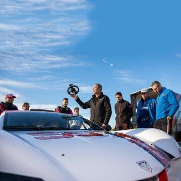 Circuit de Nevers Magny-Cours, Nièvre (58) - Stage prototype competition