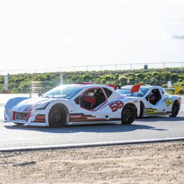 Stage prototype competition proche Circuit de Nevers Magny-Cours