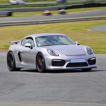 Stage en Porsche Cayman GT4 Clubsport - Circuit du Val de Vienne