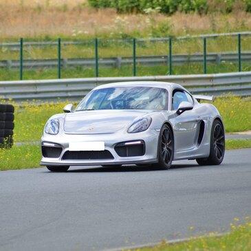Baptême Porsche Cayman GT4 Club Sport - Circuit du Val de Vienne