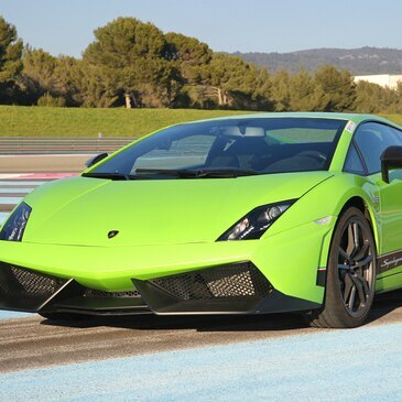 Stage de pilotage Lamborghini, département Oise