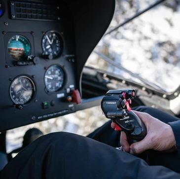 Pilotage d'Hélicoptère R44 à Rochefort