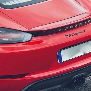 Stage de pilotage Porsche, département Puy de dôme